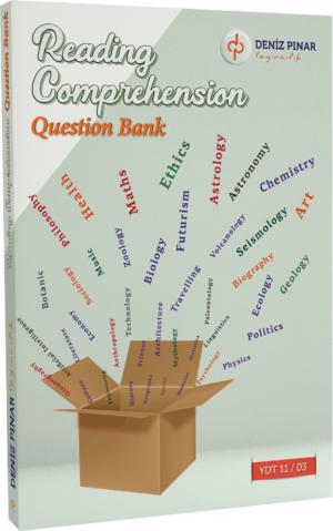 11.03 READING COMPREHENSION QUESTION BANK