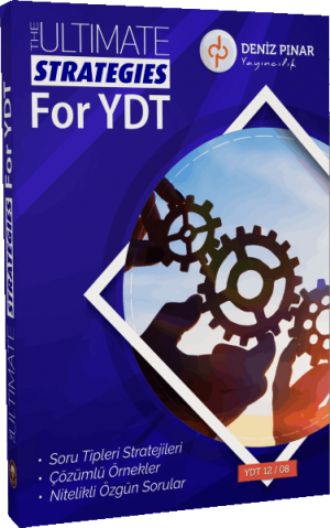 12.08 THE ULTIMATE STRATEGIES FOR YDT